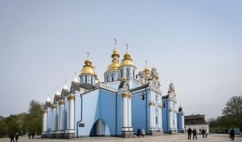 St Michael's Golden-Domed Monastery - Kiev, Ukraine