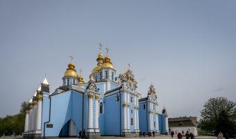 St Michael's Golden Domed Monastery