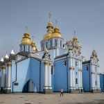 St Michael's Golden-Domed Monastery, Kiev