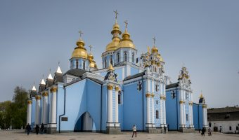 St Michael's Golden-Domed Monastery, Kiev