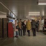 Photo of the underground passage linking the two sides of Independence Square in Kiev. It passes under Khreshchatyk, a busy street.