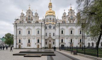 Dormition Cathedral at Kiev Pechersk Lavra