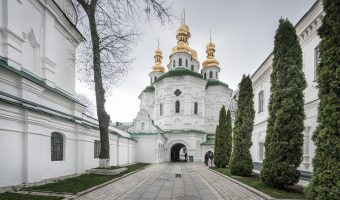 All Saints Church at Kiev Pechersk Lavra