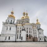 Kiev Pechersk Lavra - Dormition Cathedral - Church Of The Assumption
