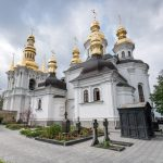 Bell Tower Of The Far Caves at Kiev Pechersk Lavra