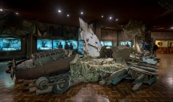 National Museum Of The History Of Ukraine In The Second World War - Exhibit