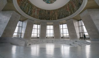Hall of Glory of the Motherland Monument at the National Museum Of The History Of Ukraine In The Second World War