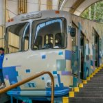 Kiev Funicular - Poshtova Ploshcha station