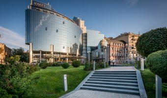 Hyatt Regency a 5-star hotel in Kiev city centre