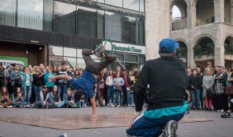 Khreshchatyk - Dancers